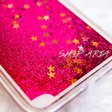 Pink Liquid Glitter iPhone 6/6s Plus Case