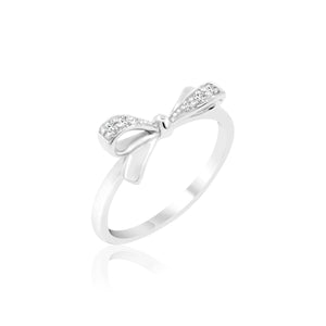 CODEE RIBBON DIAMOND RING