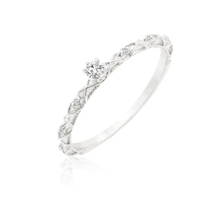 GENEVRA DIAMOND RING