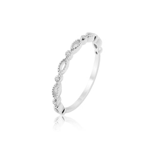 GRECIL DIAMOND RING
