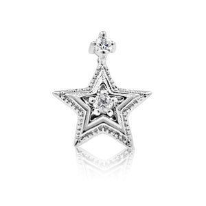 CAPELLA STAR EAR STUD