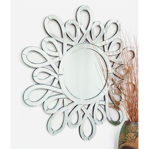 Flower Wall Mirror VDS-45