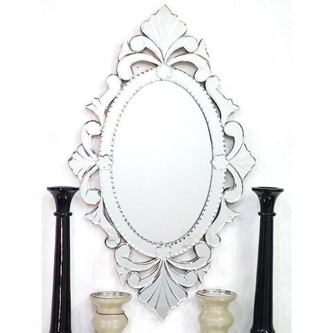 Oval Classy Wall Mirror VDS-40