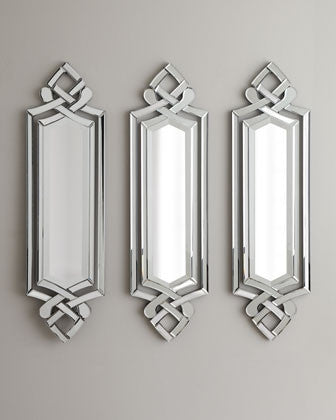 Fab Queen Set Of 3 Wall Mirrors VDJ-803