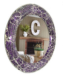 Crackle Wall Mirror VDM-07