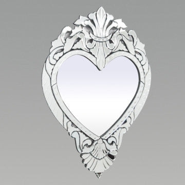 Heart Shape Wall Mirror VD-338