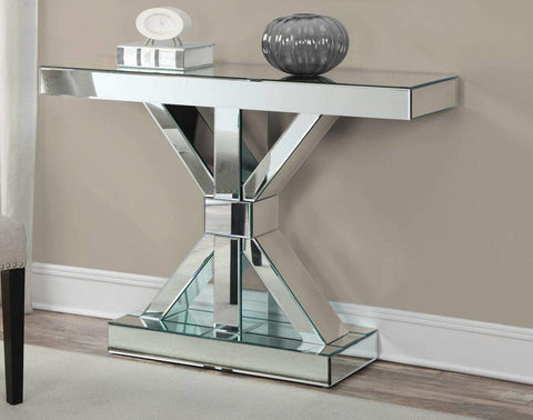 Mirrored Console Table VDMF-432