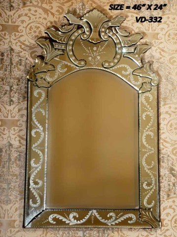 Exquisite Venetian Mirror VD-332
