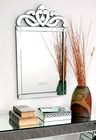 Venetian Design Rectangular Wall Mirror VDS-20