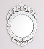 Fab Crown Venetian Wall Mirror VDS-12