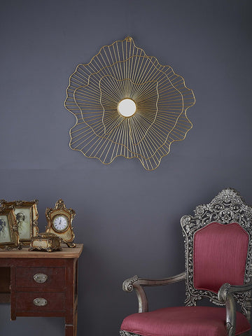 "Dimensional Wall Mirror Diameter 29.5""  VDSM-19_UL"