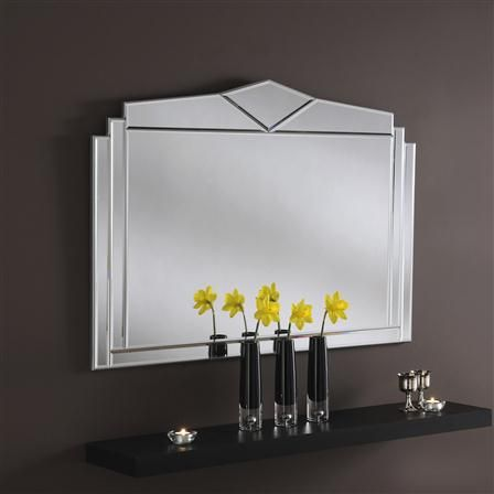 Art Deco Wall Mirror ADWM-10
