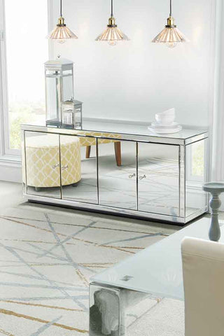 Mirrored Sideboard VDMF510