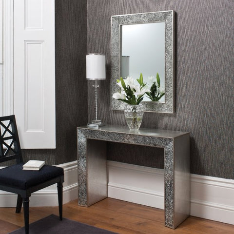 Console With Mirror Set CWM-618