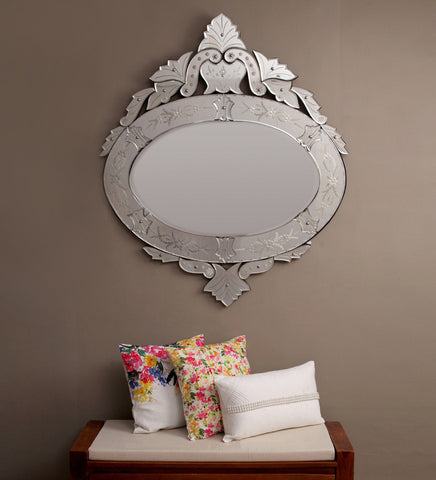 Arc Crown Wall Mirror VDS-69