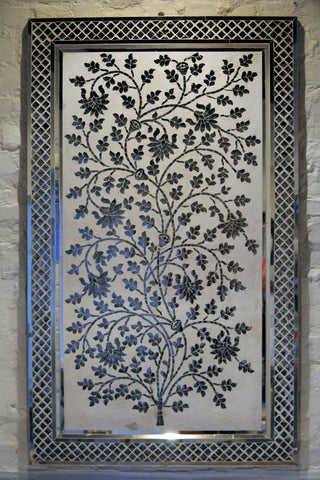 Tikri Work Wall Panel