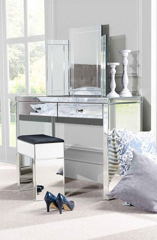 Mirrored Stool VDMF511