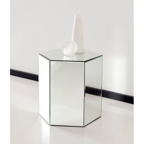 Mirrored Octahedron Small Pedestal VDMF-414
