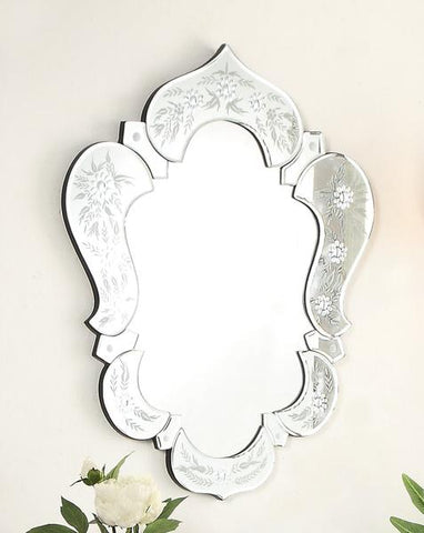 Venetian Mirror VD-763 Size - 27 x 22 Inches