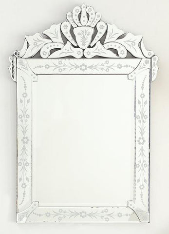 Venetian Mirror VD-765 Size -36 x 27 Inches
