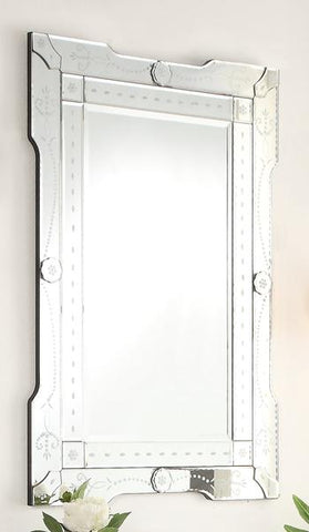 Venetian Mirror VD-766 Size -38 x 26 Inches