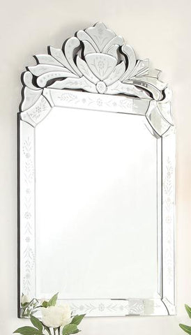 Venetian Mirror VD-767 Size -39 x 25 Inches