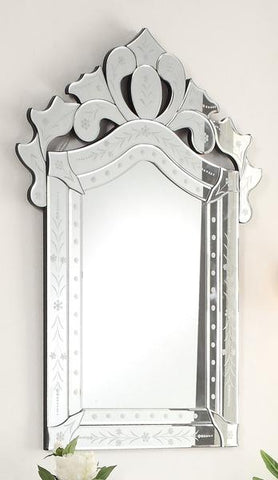 Venetian Mirror VD-768 Size -40 x 28 Inches