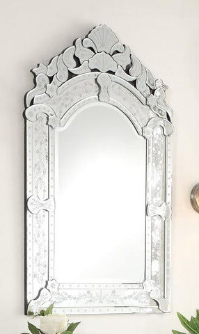 Venetian Mirror VD-769 Size -41 x 25 Inches