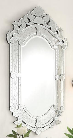 Venetian Mirror VD-770 Size -47 x 27 Inches