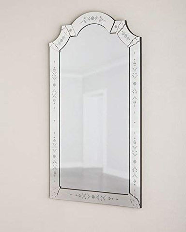 Venetian Mirror VD-771 Size - 48 x 30 Inches