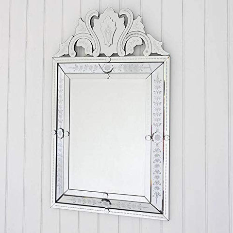 Venetian Mirror VD-776 Size - 48 x 32 Inches