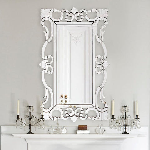 Venetian Mirror VD-779 Size - 47 x 29 Inches