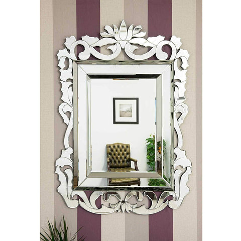 Venetian Mirror VD-781 Size - 40 x 24 Inches