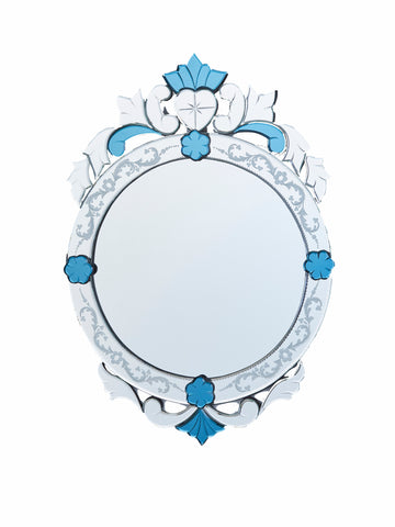 Queen Crown Wall Mirror VDBL-05
