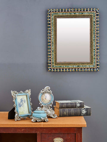 Rectangular Mosaic Mirror VD-GM-116