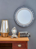 Decorative Round Framed Wall Mirror VD-GM-131