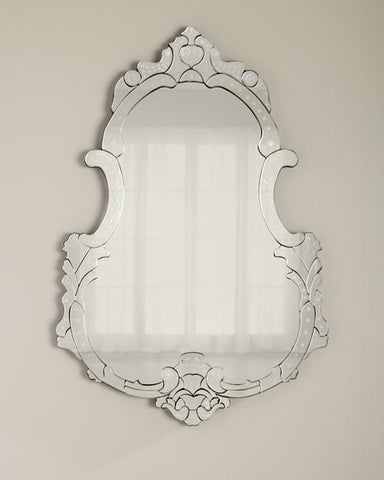 Pear-Shaped Venetian Mirror VDHC-06
