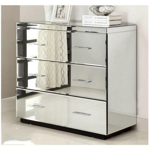 Mirrored Chest, Dressing Table VDHZ1006