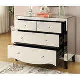 Mirrored Chest, 4 Drawer VDHZ1008