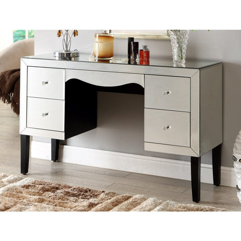 Mirrored Dressing Table, 4 Drawer VDHZ1011