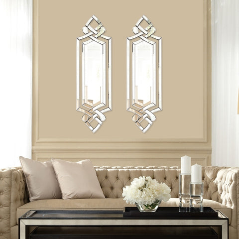 Fab Queen Set Of 2 Wall Mirrors VDJ-803
