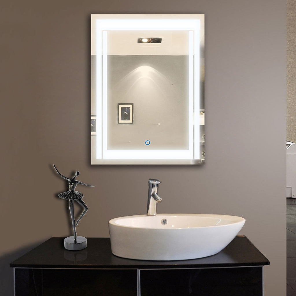 Led Bathroom Mirror Venetian Design The Boutique Factory 100 Heart Made Products