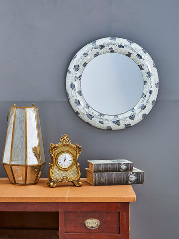 Crackle Wall Mirror VDM-06