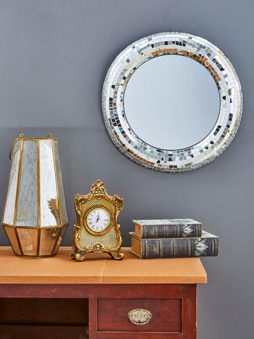 Crackle Wall Mirror VDM-10
