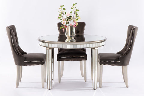 Mirrored Dining Table VDMF516