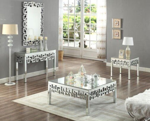 Mirrored Furniture Set