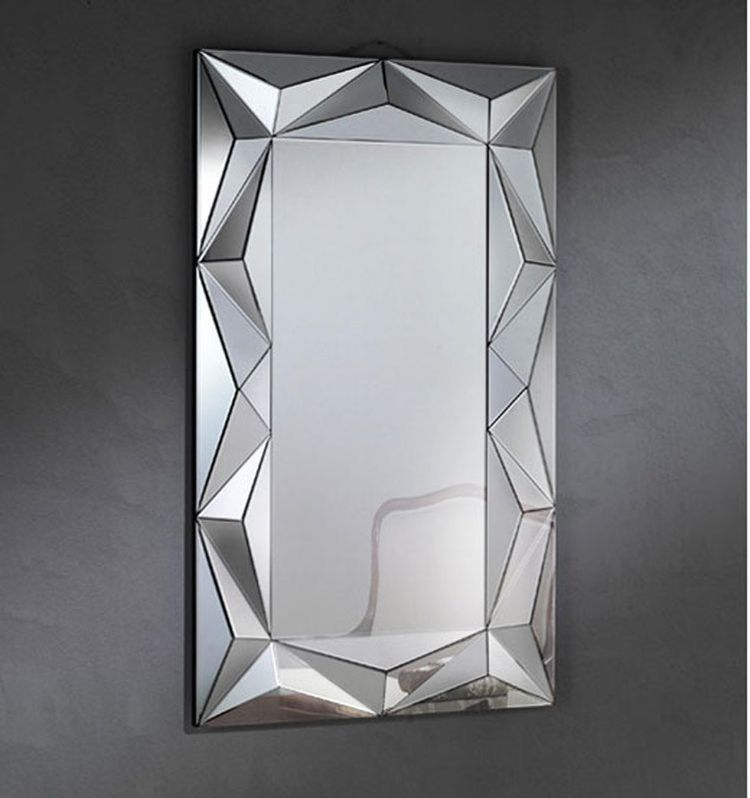 Gordana Art Deco Wall Mirror Vdr 506 Venetian Design The Boutique Factory 100 Heart Made Products