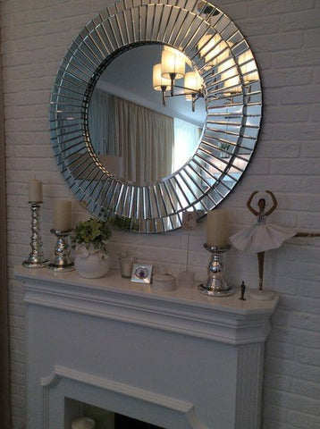 Alluring  Art Deco Wall Mirror VDR-508