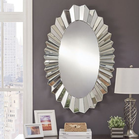 Mandie Oval Wall Mirror VDR-511