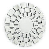 The Four Seasons Round Frame Decorative Mirror Design VDR-537